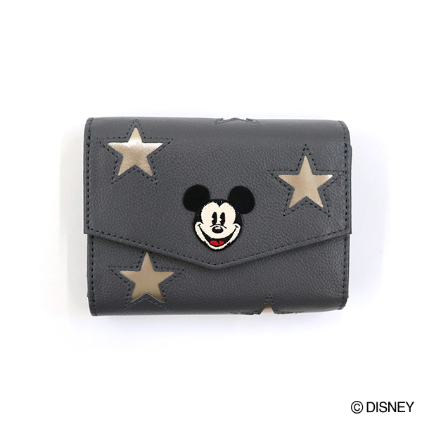 三つ折り財布 ディズニー アコモデ